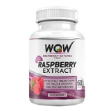WOW Raspberry Ketones Plus Diet,  60 Capsules