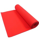Devine Fitness Yoga Mat,  Red  4 Mm