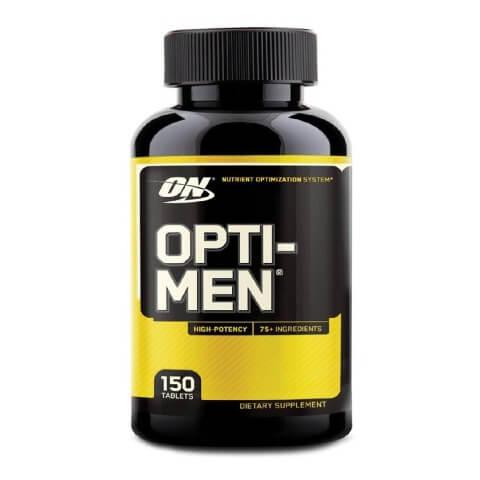 ON (Optimum Nutrition) Opti-Men,  Unflavoured  150 tablet(s)