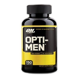 ON (Optimum Nutrition)Opti-Men (Men's Multiple), 150 tablet(s)