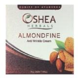 Oshea Herbals Almondfine Cream,  50 G  Anti Wrinkle