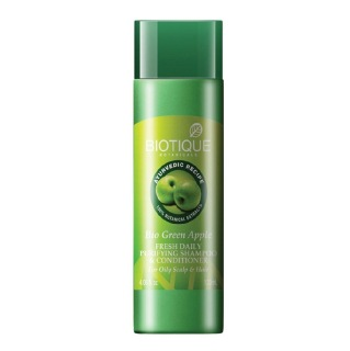 Biotique Bio Green Apple Shampoo & Conditioner,  200 ml  for Oily Scalp & Hair