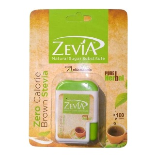 Zevia Brown Stevia Tablet,  100 tablet(s)