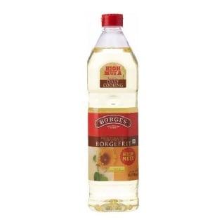 Borges Borgefrit Hi Oleic Oil,  1 L