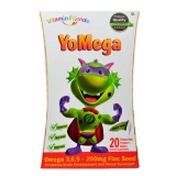 Vitamin Friends Yomega (Sugar Free),  20 Gummies