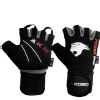 KOBO Gym Gloves (WTG-08),  Black & Grey  Medium