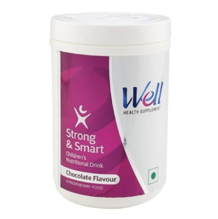 Modicare Well Strong & Smart,  Chocolate  200 g