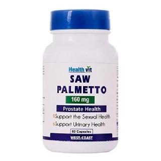 Healthvit Saw Palmetto (160 mg),  60 capsules