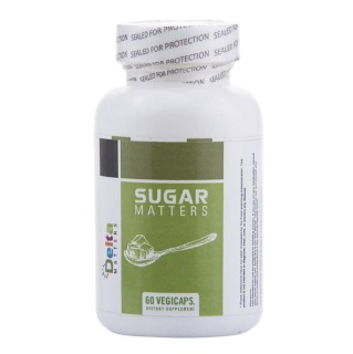Delta Matters Sugar Matters,  60 veggie capsule(s)