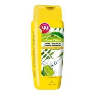 Charm & Glow Neem, Karanj & Lemon Shampoo,  350 ml  Hair Fall Control
