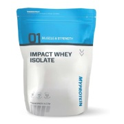 Myprotein Impact Whey Isolate,  5.5 lb  Coffee Caramel