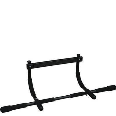 KOBO Iron Gym Bar (DPU-2),  Black  Free Size