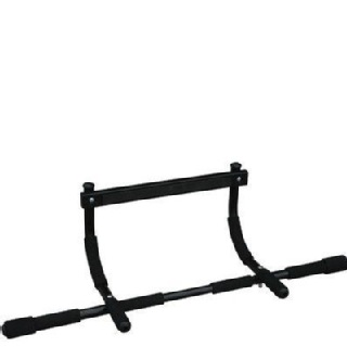 KOBO Iron Gym Bar (DPU-2),  Black  Free Size
