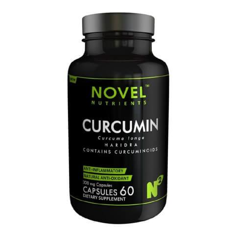 Novel Nutrients Curcumin (300 mg),  60 capsules