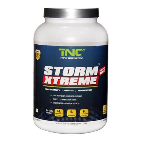 Tara Nutricare Storm Xtreme,  Chocolate  2.2 lb
