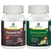 BestSource Nutrition For Weight Loss Combo 2 - Garcinia + Flaxseed Oil