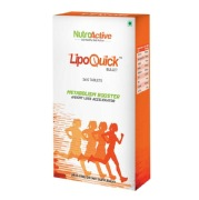 NutroActive LipoQuick Bullet,  30 tablet(s)  Unflavoured