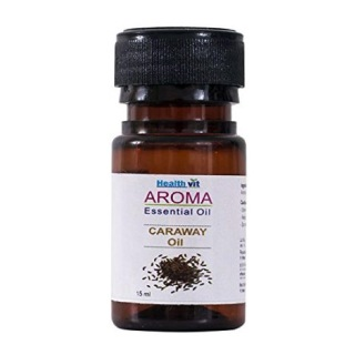 Healthvit Aroma Caraway Oil,  15 ml  for All Skin Types