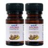Healthvit Aroma Ginger Oil, 15 ml for All Skin Types - Pack of 2