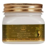 Vana Luxurious Avocado Salt Night Crème,  100 G  For All Skin Types