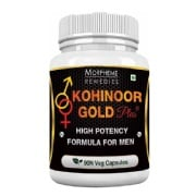 Morpheme Remedies Kohinoor Gold Plus,  90 capsules