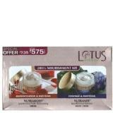 Lotus Herbals 24 Hours Nourishment Kit,  1 Piece(s)/Pack  All Skin Type