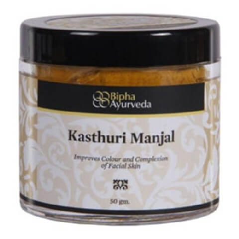 Bipha Kasthurimanjal,  50 g  All Skin Type