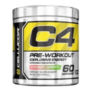 Cellucor C4 Explosive Preworkout,  0.85 lb  Strawberry Margarita