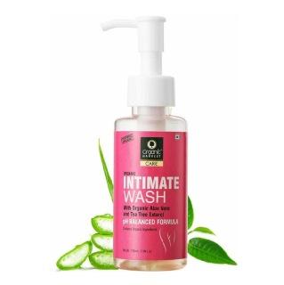 1 - Organic Harvest Intimate Wash,  for Women  100 ml