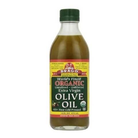 Bragg Organic Extra Virgin Olive Oil,  0.473 L