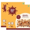MojoBar Protein Snack Bar - Pack of 2, 6 Piece(s)/Pack Nutty Apricot