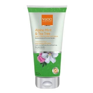 VLCC Gentle Refreshing Face Wash,  175 ml  Alpine Mint & Tea Tree