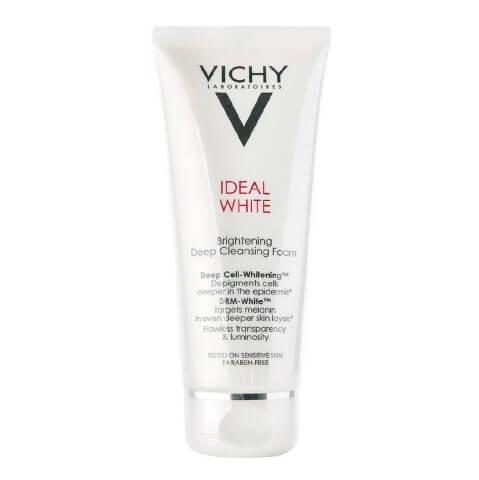 Vichy Ideal White Cleansing Foam,  100 ml  Sensitive Skin