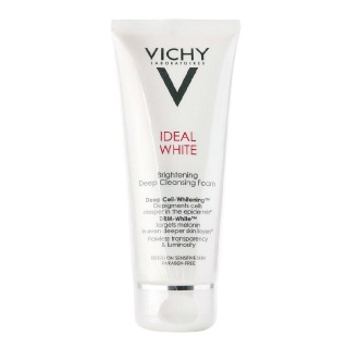 Vichy Ideal White Cleansing Foam,  100 ml  Sensitive Skin