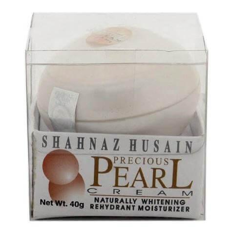Shahnaz Husain Precious Pearl Cream,  40 g  Moisturizer