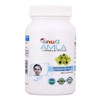 SnuG Amla 400MG,  60 capsules