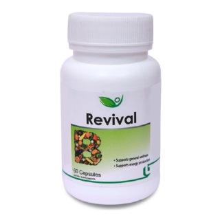 Biotrex Revival,  Unflavoured  60 tablet(s)