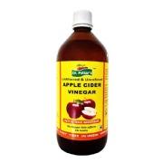 Dr. Patkar's Apple Cider Vinegar, 0.500 L Unflavoured