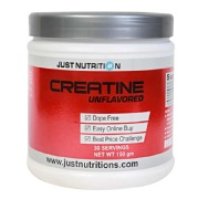 Just Nutrition Creapure Creatine,  Unflavoured  0.33 lb