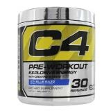 Cellucor C4 Explosive Preworkout,  0.43 Lb  Icy Blue Razz