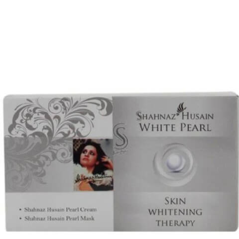Shahnaz Husain Pearl Skin Whitening Therapy,  20 g  All Skin Type
