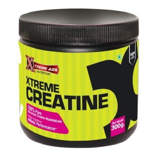 Xtreme Abs Nutrition Xtreme Creatine,  Unflavoured  0.66 lb
