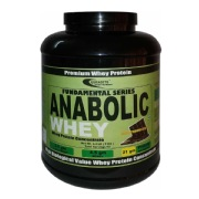 Euradite Nutrition Anabolic Whey,  2.2 lb  Rich Chocolate