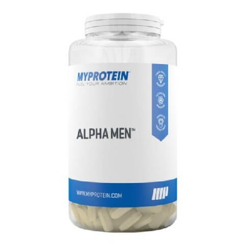 Myprotein Alpha Men,  Unflavoured  120 tablet(s)