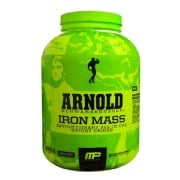 Arnold Schwarzenegger Series Iron Mass,  Banana Cream  5 lb