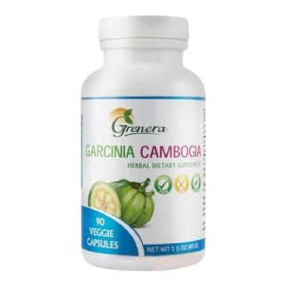 Grenera Garcinia Cambogia Capsules, 90 veggie capsule(s)