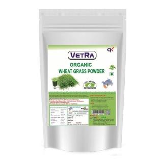 Vetra Organic Wheat Grass Powder,  200 g