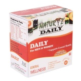 Naturyz Daily Multivitamin,  Unflavoured  60 Capsules