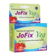 JoFix Veg Glucosamine,  28 tablet(s)