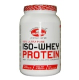 GDYNS Premium Series 100% Ultra Pure Iso-Whey Protein,  2 Lb  Chocolate